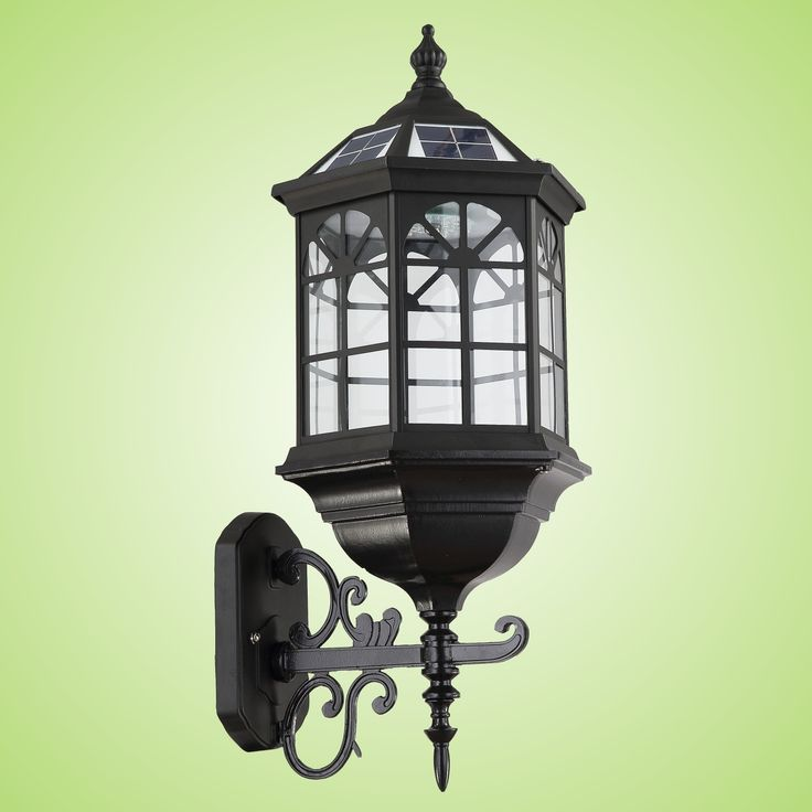 Открытый настенный светильник водонепроницаемый сад D Европейский ворота Лу Ян