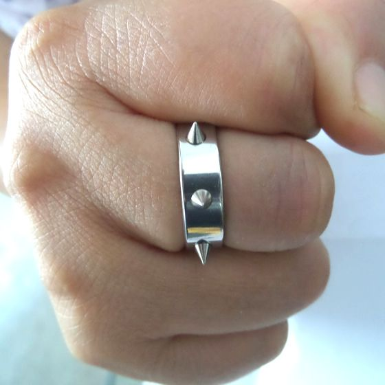 Self-Defense Ring Jewelry - See the Best Non-Lethal Self-Defense Weapon for Women at http://www.selfdefensegearco.com/viper.htm
