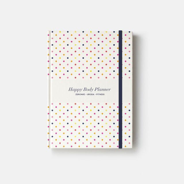 Happy Body Planner – groszki