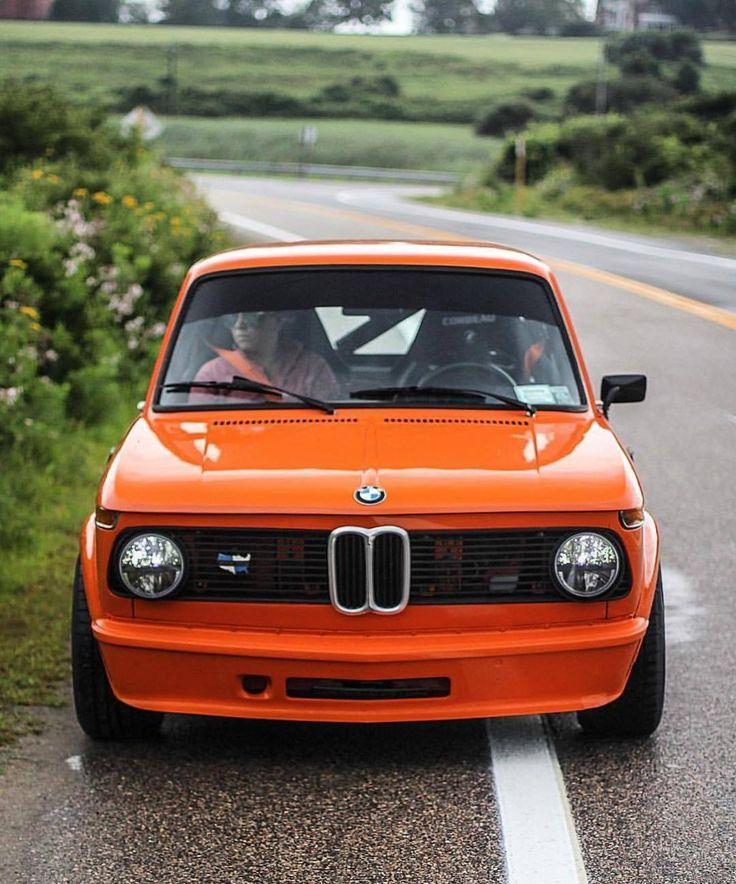 Mein 1973er BMW 2002: Foto