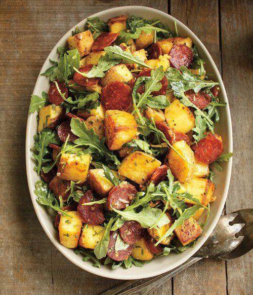 Bien connu Les 25 meilleures idées de la catégorie Salade froide sur  OJ82