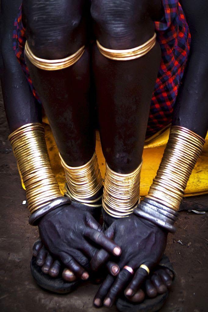 masai jewelry