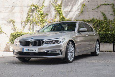 BMW Serie 5 530e iPerformance (4p) (252cv)