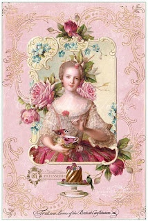 MI BAUL DEL DECOUPAGE: DAMAS .@@@@......http://www.pinterest.com/caroleminiature/histoire-de-femmes/