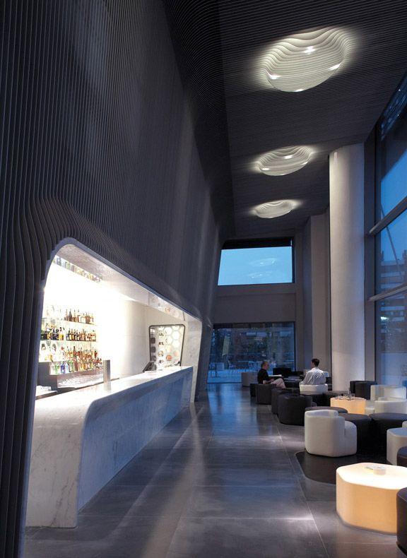 Marc Newson Ltd - Hotel Puerta