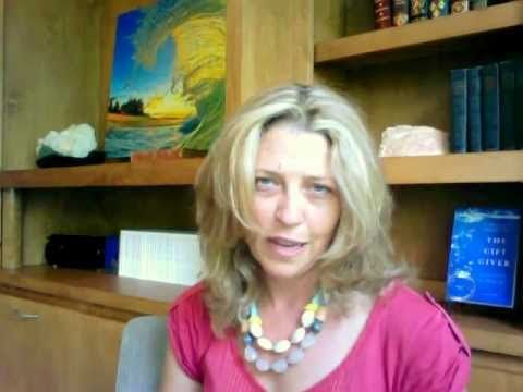"Let the Light In Jen, Video Blog #4 ""Allow the universe to have a say in your life."""
