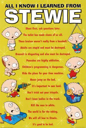 I love Stewie!