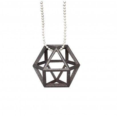 Convex Polyhedra 2.0 necklace