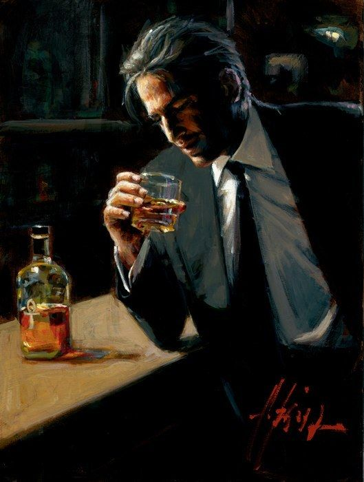 Proud To Be A Man V - Fabian Perez