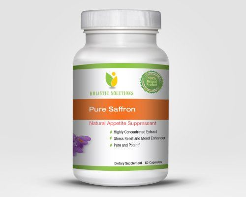 Satiereal Saffron Extract   Natural Appetite Suppressant