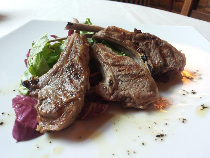 Lamb chops #hotelcisterna.it