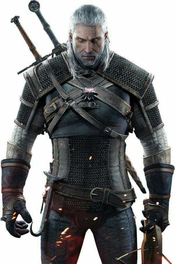 Witcher 3 manhunt