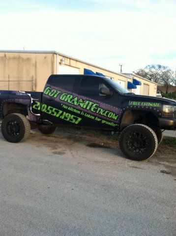 Best Truck Wraps Images On Pinterest Truck Vehicle Wraps And - Custom decal graphics on vehiclesvinyl car wraps in houston tx