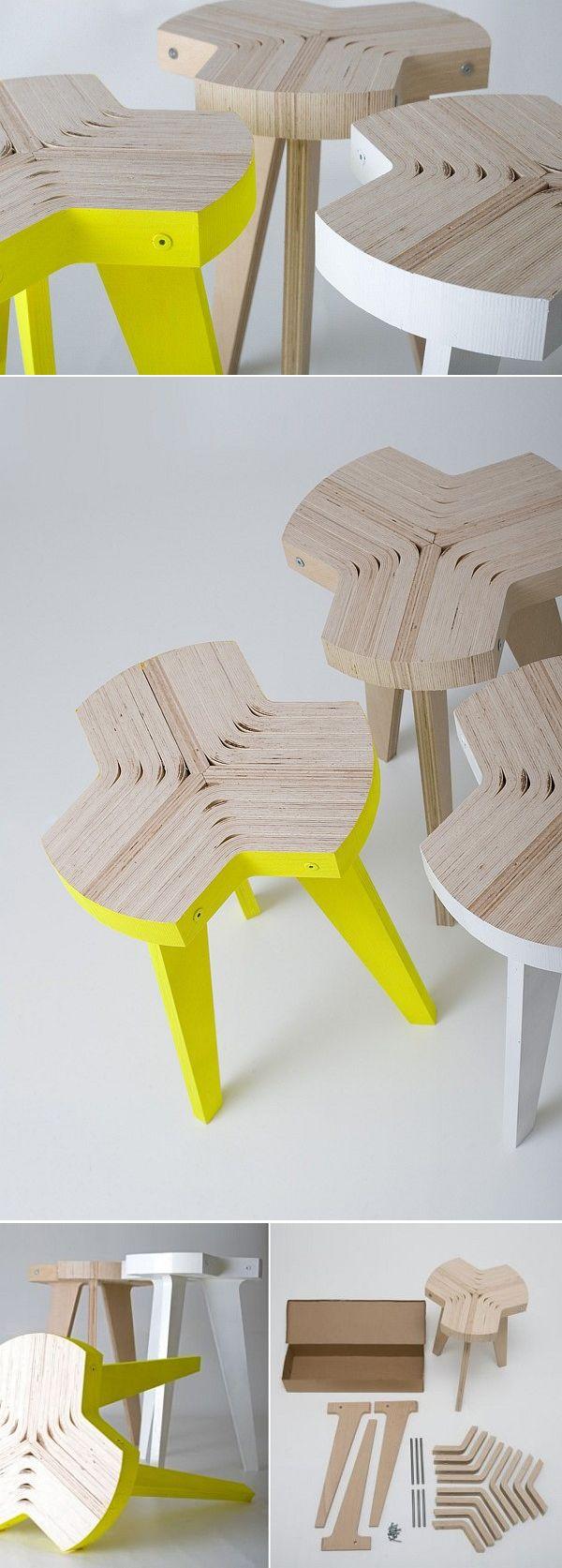 Plywood + Color Pop