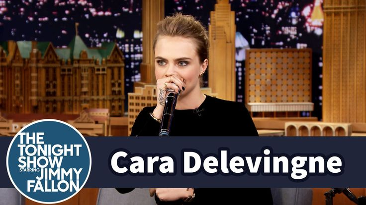 Cara Delevingne Spits a Sick Freestyle Beatbox.  **she just went up another notch on the cool scale fo sho**
