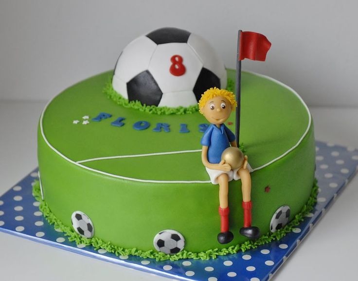 66 Best Soccer Cakes Images On Pinterest Soccer Cakes Football
