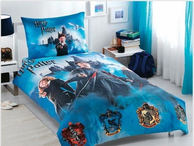Harry Potter Duvet Cover Set 100 Cotton Size Can Be