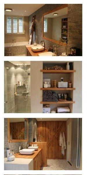 klassieke kleine badkamer