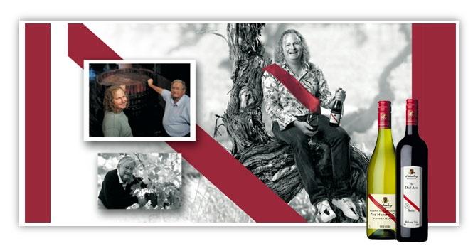 d'Arenberg - Member of Australia's First Families of Wine - http://www.australiasfirstfamiliesofwine.com.au