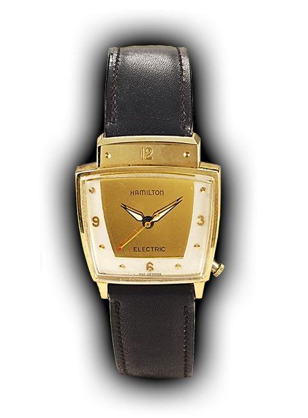 Hamilton EVEREST vintage watch, 1958