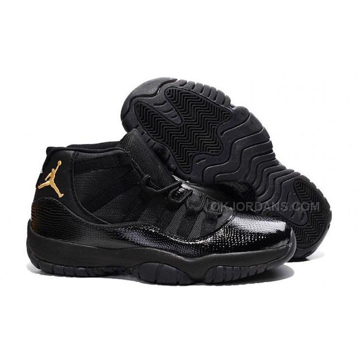 """Nike Air Jordan 11 Custom """"Black Snakeskin"""" For Sale, Price: $90.00 - Jordan Shoes - Michael Jordan Shoes - Air Jordans - Jordans Shoes - OkJordans.com"""