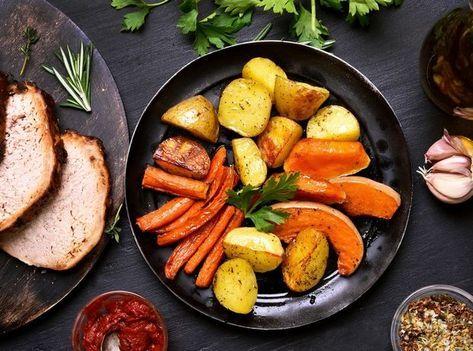 Η συνταγή που θα αλλάξει τη γνώμη σου για τα ψητά λαχανικά | Food | Ladylike.gr