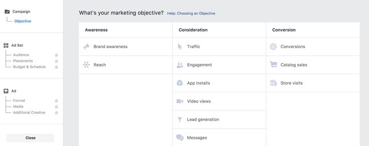 How to get started with Facebook advertising: A step-by