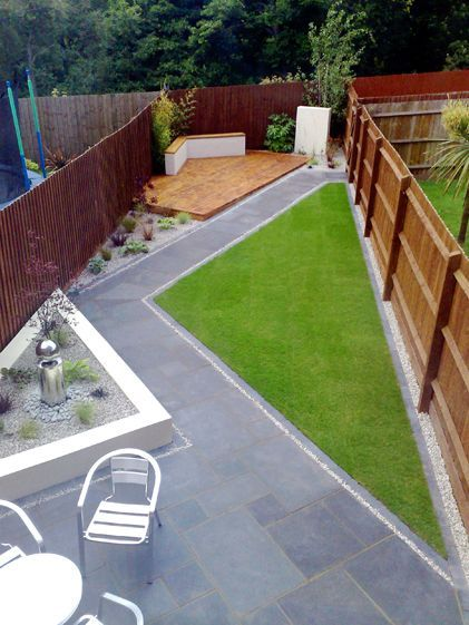 Garden Ideas Decking And Paving best 20+ small garden design ideas on pinterest | small garden