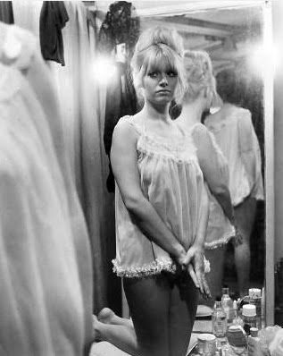 Carol White (actress) A television film of her life, The Battersea Bardot, was shown in 1994 with Wendy Morgan as White.