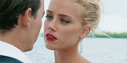 amber heard johnny depp in Rum Diaries. I loved the movie.