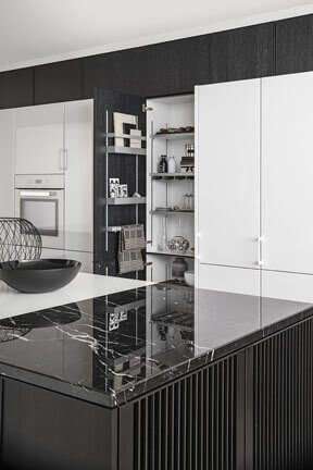 bring simplicity and practicality to your new kitchen   @meccinteriors   design bites   #kitchen