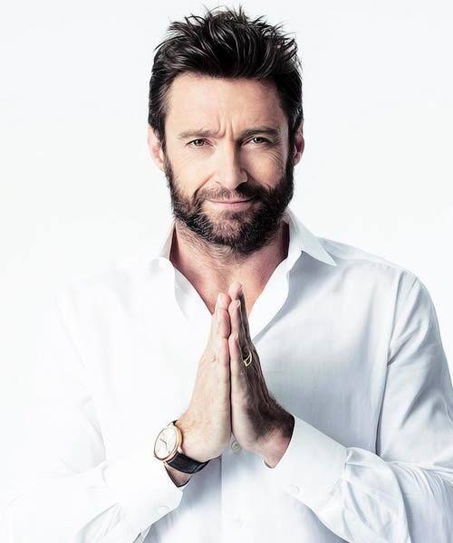 Wolverine Bart Bilder