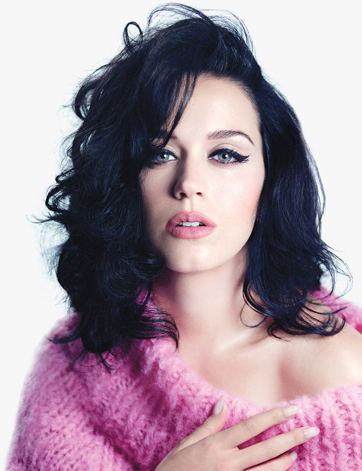 Katy Perry ; A Cool or a Bright Winter? She's been typed as both. I'm leaning…