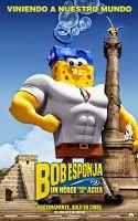 Bob Esponja: Un héroe fuera del agua (2015)