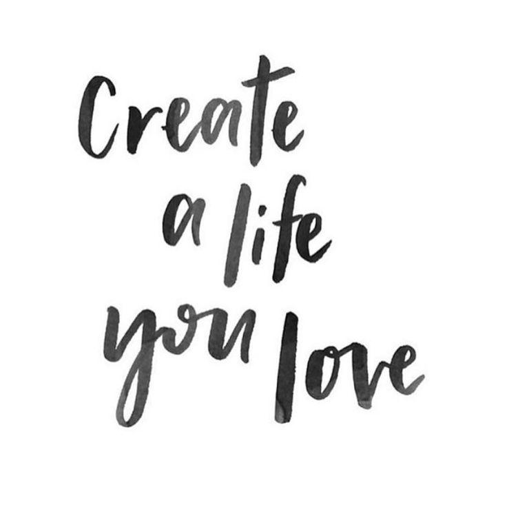 CREATE a LIFE you LOVE | Make Your Dream Come True ► Motivational Video - ᴴᴰ ◄ -