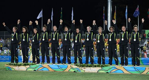 ALLBLACKS.COM     23 AUG 2016     GETTY IMAGES  New Zealand's silver medal winning women's sevens players will share their Olympic experiences on a national tour to inspire young rugby players.