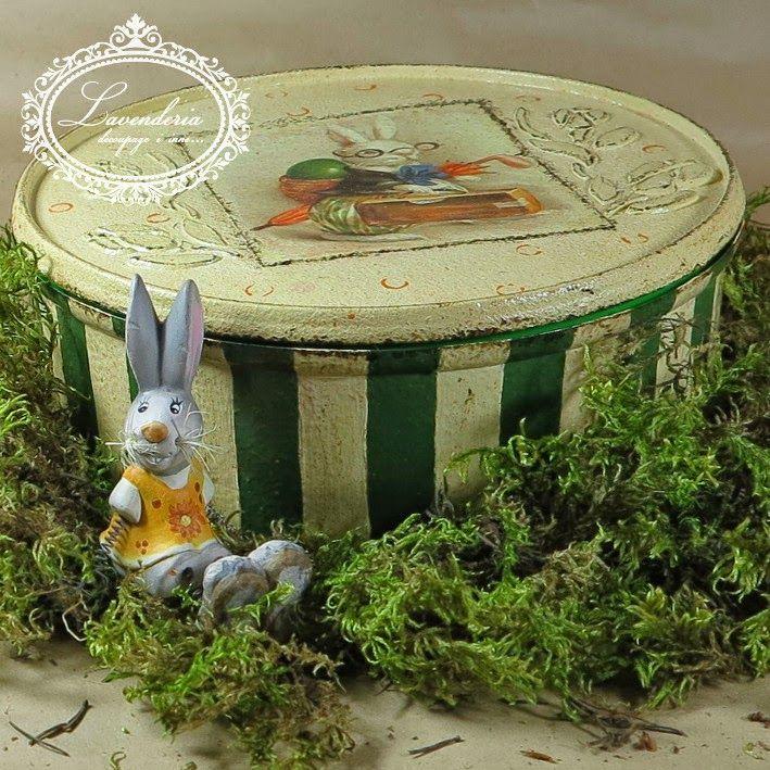 Lavenderia - decoupage i inne: Tak jak wcześniej pisałam pracowałam nad pudełkami...