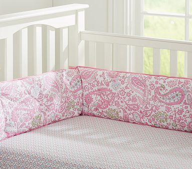 Brooklyn Crib Fitted Sheet #PotteryBarnKids