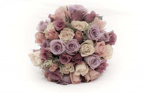 ...Lavender Rose, Wedding Bouquets, Purple Rose, Bouquetsom Lavender, Bouquets Ideas, Wedding Flower, Bouquets Wedding, Brides Bouquets, Bouquets Flower