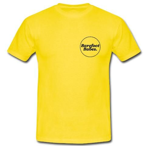 Barefoot Babes  T-shirt