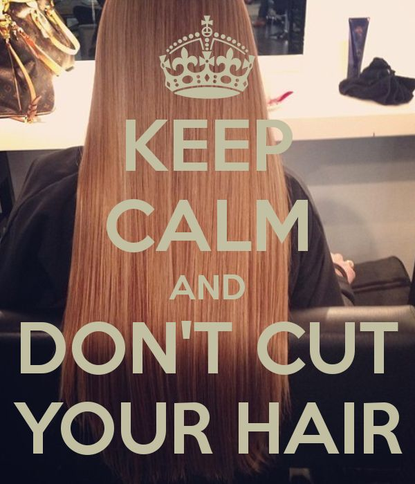5 Tips For Growing Out Your Hair - The Beauty Goddess   Hahahaha yup I need this