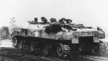 The 'Ram' Kangaroo Armoured Personnel Carrier, Part 2