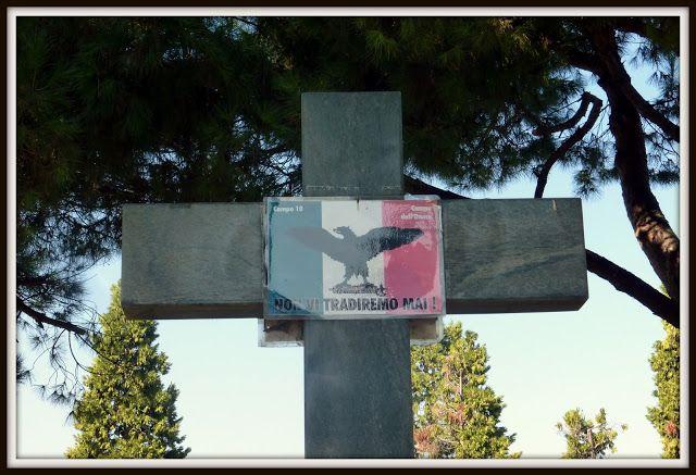 Milano, Cimitero Maggiore, Campo X, Campo dell'Onore