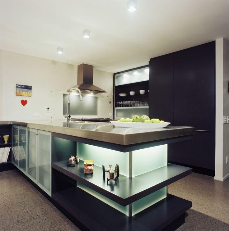 Die besten 25+ Edelstahl Kücheninsel Ideen auf Pinterest Tisch - Arbeitsplatte Küche Edelstahl