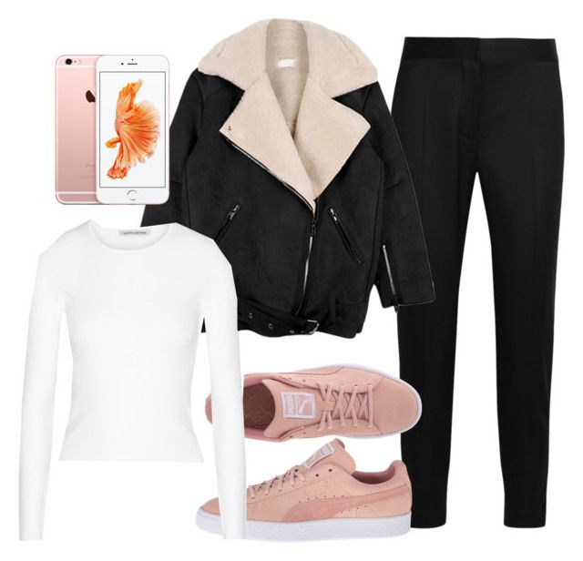 """""""For cold days outfit"""" by isisguillaume ❤ liked on Polyvore featuring STELLA McCARTNEY, Puma and Autumn Cashmere"""