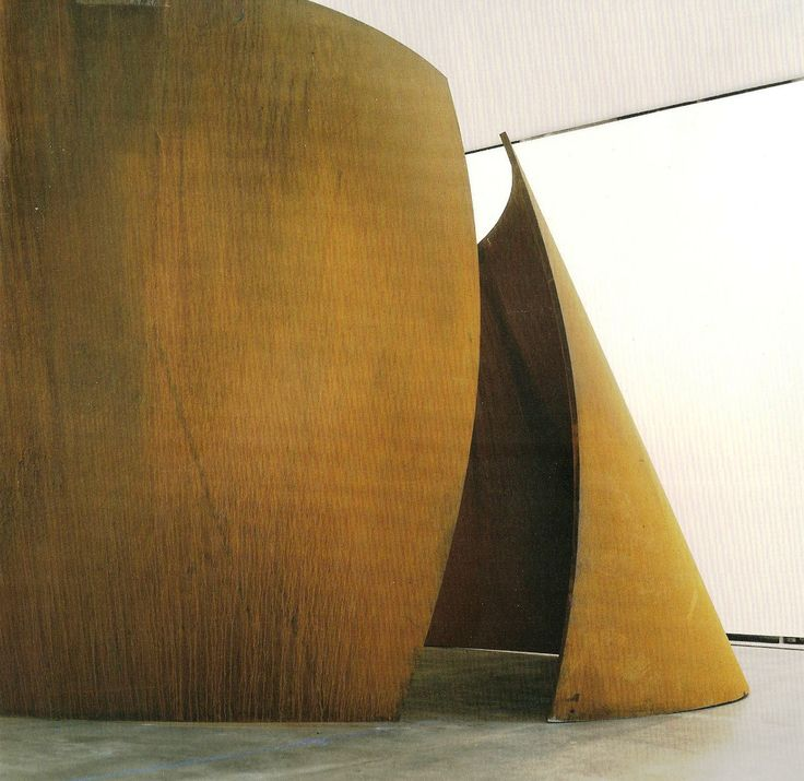 Richard Serra (American b. 1939) [Sculpture, Minimalism, Printmaker, Video artist]