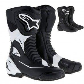 Alpinestars SMX-S Performance Riding Mens Street Cruising Motorcycle Boots