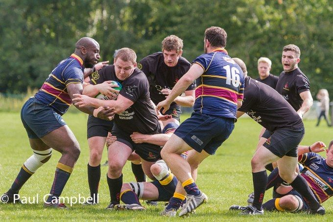 Andover RFC Cup Triumph Despite Changes