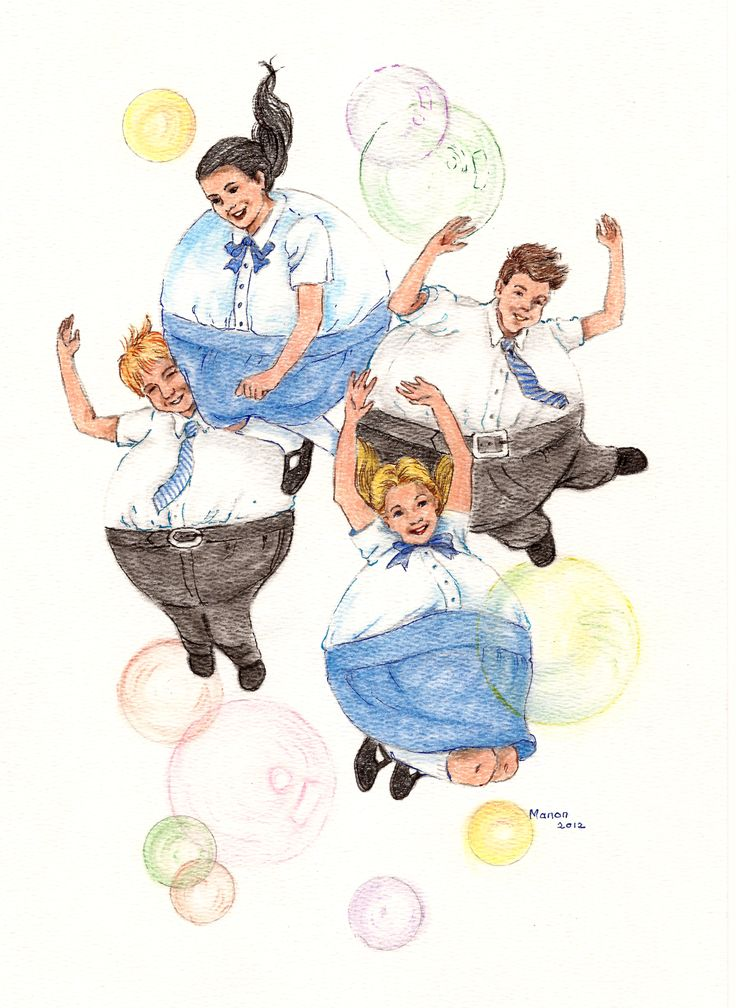 Bubble children, Artist, Manon Daniels Massari, http://www.gypsyshadow.com/ManonDaniels.html#top