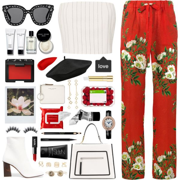 bound to falling in love by typicalgemini on Polyvore featuring мода, Thierry Mugler, Gucci, Neous, Fendi, Marc Jacobs, Kimberly McDonald, Charlotte Russe, Arme De L'Amour and M&Co